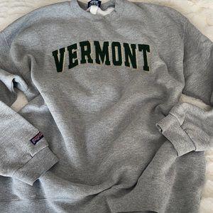 Vintage VERMONT Jansport Sweatshirt Pullover XXL